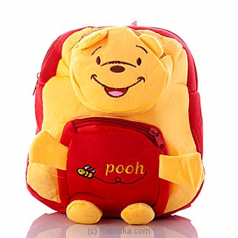 Pooh Bear Nursery Backpack Online at Kapruka | Product# childrenP0228