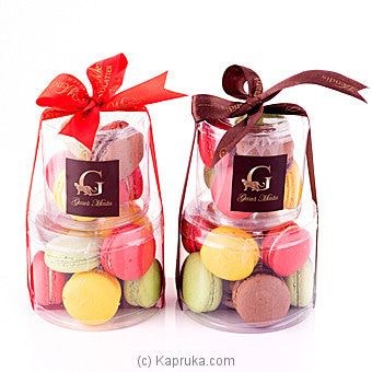 Macarons(gmc) - 400g Online at Kapruka | Product# chocolates00451