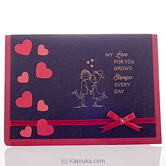 I Love You Pop Up Greeting Card Online at Kapruka | Product# greeting00Z1228