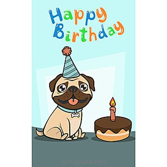 Birthday Greeting Card Online at Kapruka | Product# greeting00Z1370