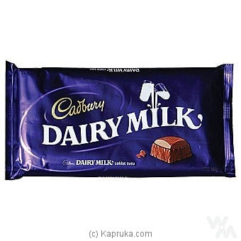 Cadbury Dairy Milk Fruit And Nut Chocolate -165g Online at Kapruka | Product# chocolates00552