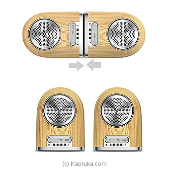 OVEVO Tango D10 Dual Magnetic Bluetooth Speaker Online at Kapruka | Product# elec00A1122
