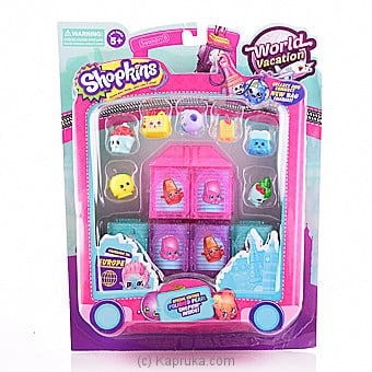 Shopkins World Vacation Kids Play List Online at Kapruka | Product# kidstoy0Z710