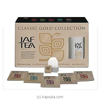 JAF TEA Classic Gold Collection Online at Kapruka | Product# grocery00814