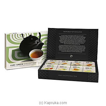 JAF TEA Pure Green Collection Online at Kapruka | Product# grocery00820