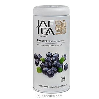 JAF TEA Pure Fruit Collection Blueberry Delight Online at Kapruka | Product# grocery00825