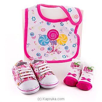 Mommy`s Little Princess New Born Gift Set Online at Kapruka | Product# babypack00247