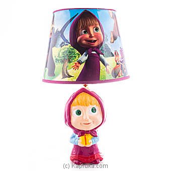 Masha And The Bear Kids Lampshade Online at Kapruka | Product# household00297