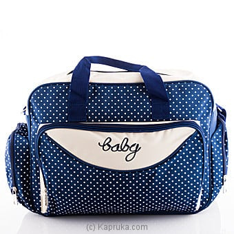 Little Pumpkin Blue Baby Bag Online at Kapruka | Product# babypack00276