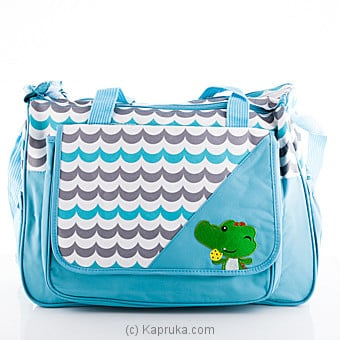 Light Blue Baby Bag Online at Kapruka | Product# babypack00278