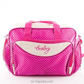 Little Pumpkin Pink Baby Bag Online at Kapruka | Product# babypack00281