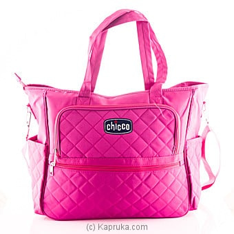 Chicco Pink Baby Bag Online at Kapruka | Product# babypack00284