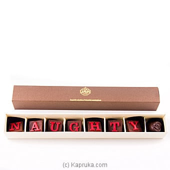 8 Piece Naughty Chocolate Box(java ) Online at Kapruka | Product# chocolates00705