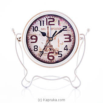 Vintage Clock Online at Kapruka | Product# ornaments00545