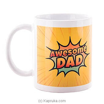 Awesome Dad Mug Online at Kapruka | Product# ornaments00604