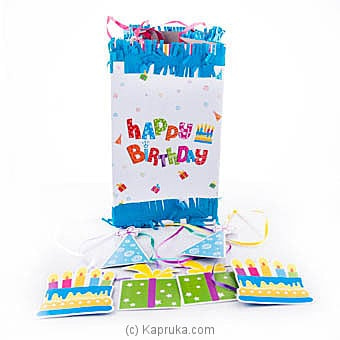 Happy Birthday Party Decorations Online at Kapruka | Product# partyP00126