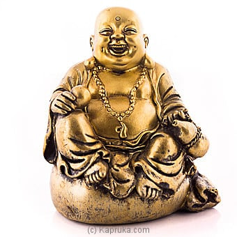 Feng Shui Laughing Buddha Statue Online at Kapruka | Product# ornaments00615