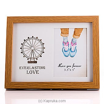 Everlasting Love Picture Frame Online at Kapruka | Product# ornaments00647