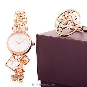 Titan Ladies Watch With Ring Online at Kapruka | Product# jewelleryW00702