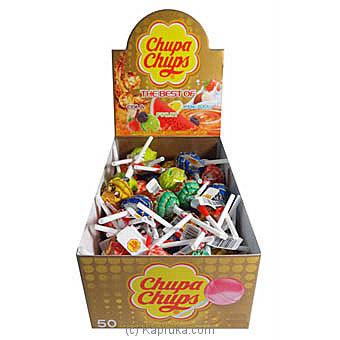 Chupa Chups Classic Lollipop 11G Online at Kapruka | Product# grocery00846