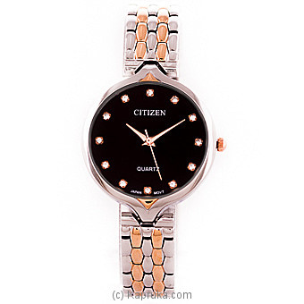 Citizen Gold And Silver Mixed Ladies Watch Online at Kapruka | Product# jewelleryW00714