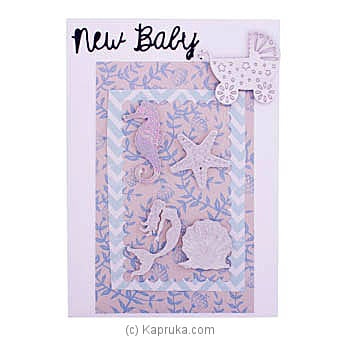 Handmade New Born Greeting Card Online at Kapruka | Product# greeting00Z1849