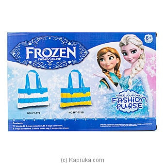 Frozen Fashion Purse Online at Kapruka | Product# kidstoy0Z977