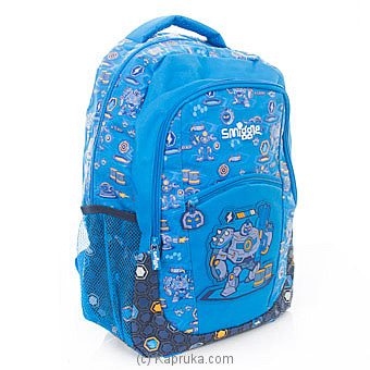 Smiggle Blue Classic Lite Bag Online at Kapruka | Product# childrenP0430
