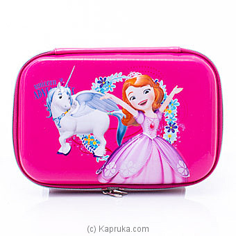 Sofia Hot Pink Pencil Case Online at Kapruka | Product# childrenP0457