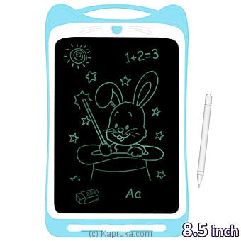 Children`s LCD Writing Tablet - Blue Online at Kapruka | Product# childrenP0464