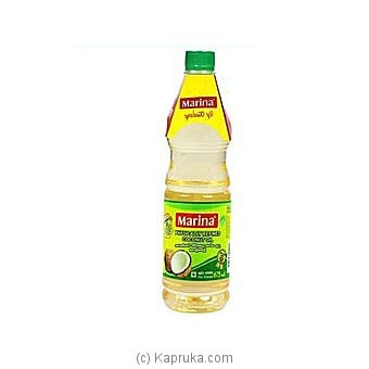 Marina P.R. Coconut Oil - 675 ML Online at Kapruka | Product# grocery00896