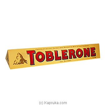 Toblerone Milk Chocolate 100g Online at Kapruka | Product# grocery00910