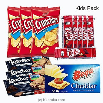 Favourite Yummies Kid`s Pack Online at Kapruka | Product# grocery00914