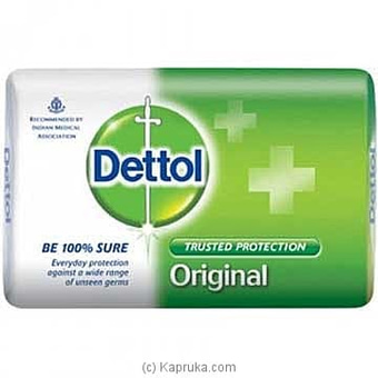 Dettol Soap 70g Online at Kapruka | Product# grocery00922
