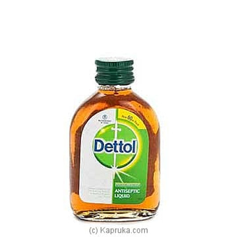 Dettol Liquid - 60ml Online at Kapruka | Product# grocery00919
