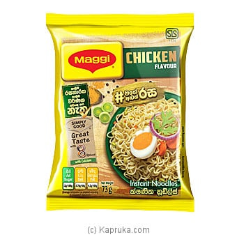 Maggi Noodles Chicken Flavour- 73g Online at Kapruka | Product# grocery00977