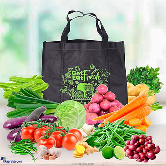 Vegetable Box ( Weeks Need For Small Family ) Online at Kapruka | Product# vegibox00106