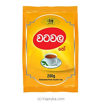 Watawala Tea- 200g Online at Kapruka | Product# grocery001002