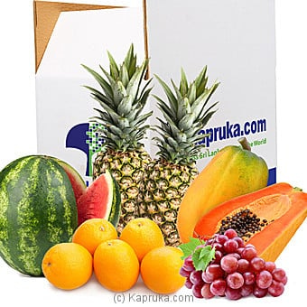 Healthy Fresh Fruit Box - Vitamin C Fruits Online at Kapruka | Product# fruits00147