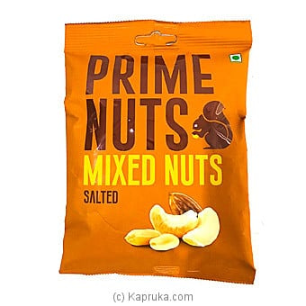 Prime Nuts Mixed Nuts Salted 100g Online at Kapruka | Product# grocery001012