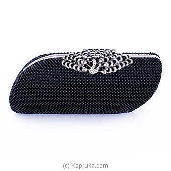 Clutch- Black Evening Fashion Ladies Clutch Online at Kapruka | Product# fashion001256