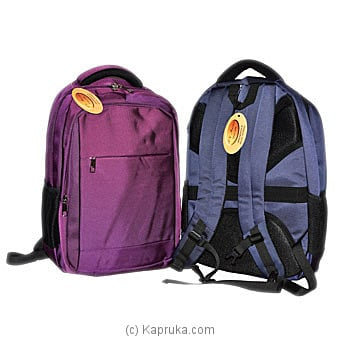 P.G Martin Back Pack - Cool Bell Online at Kapruka | Product# fashion001262