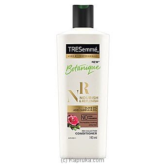 Tresemme Botanique Nourish And Replenishment Conditioner 190ml Online at Kapruka | Product# grocery001219