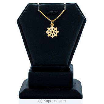 Swarnamahal Pendant In 22KT Yellow Gold Studded - PE0001229 Online at Kapruka | Product# jewelleryS0312