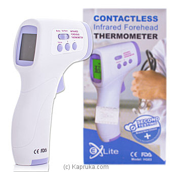 Contactless Infrared Forehead Thermometer Online at Kapruka | Product# elec00A1800