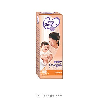 Baby Cheramy Regular Cologne 100ml Online at Kapruka | Product# grocery001207