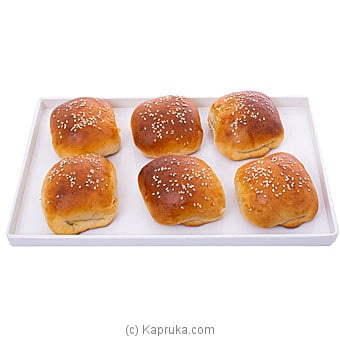 Divine Vege Bun 6 Piece Pack Online at Kapruka | Product# pastry00146