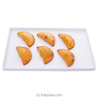 Divine Fish Patties 6 Piece Pack Online at Kapruka | Product# pastry00138