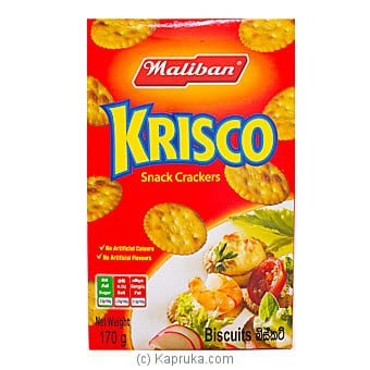 Maliban Krisco 170g Online at Kapruka | Product# grocery001223