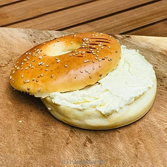 Bagle With Cream Cheese Online at Kapruka | Product# java00162